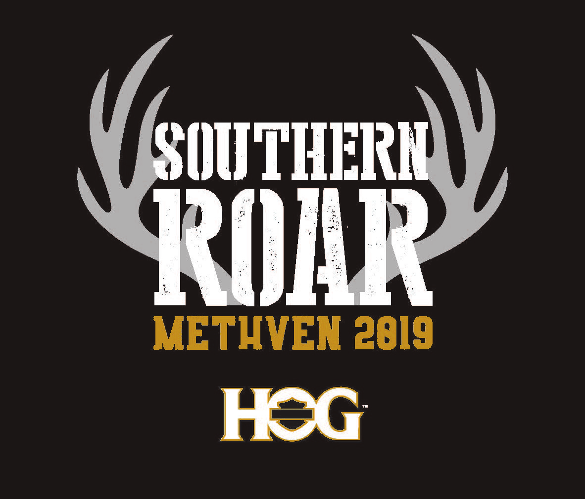 I hope everyone is having a great time at the southern roar. Just a wee reminder that it's dress up on Saturday night. See you all in your Halloween costumes.